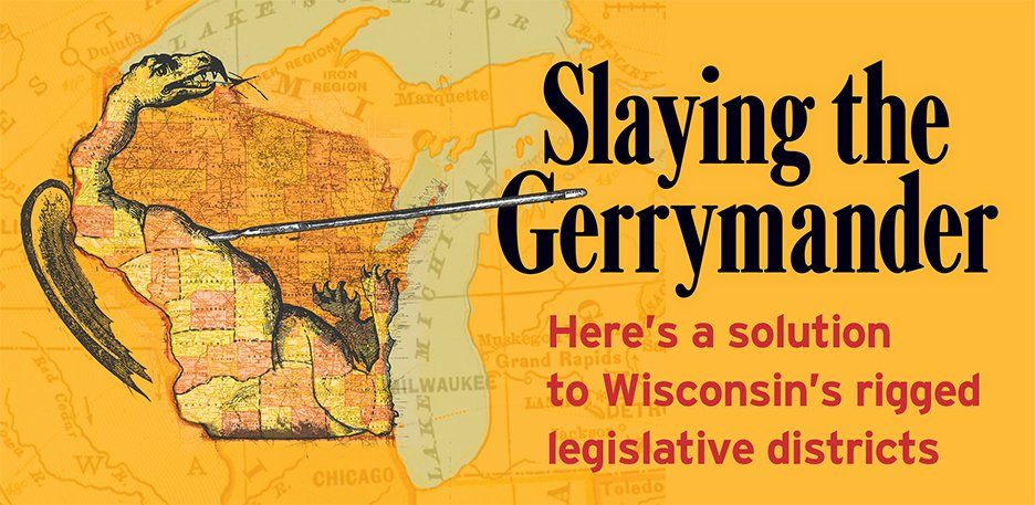 slaying the gerrymander